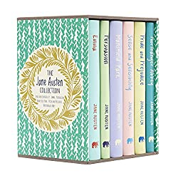 set of Jane Austen books