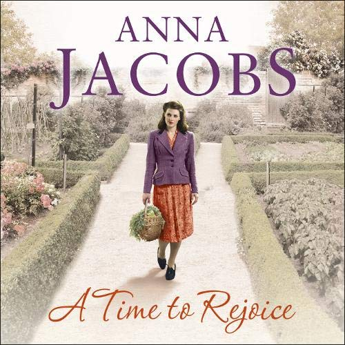 A Time to Rejoice Audiobook By Anna Jacobs cover art