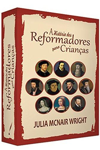 BOX - Coleção A História dos Reformadores para Crianças