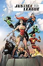 Justice League Rebirth, Tome 3 - Intemporel de Fernando Pasarin