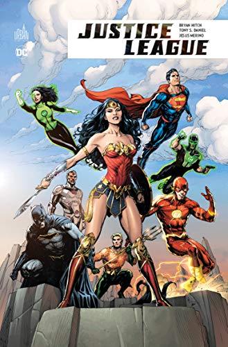 Justice League Rebirth, Tome 3