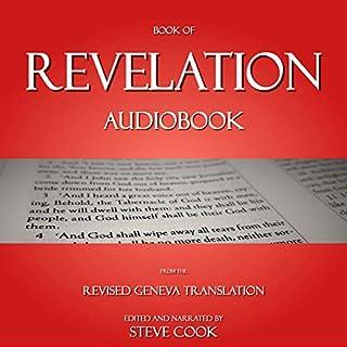 Book of Revelation Audiobook: From the Revised Geneva Translation audiobook cover art