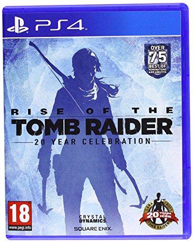Rise of The Tomb Raider: 20 Year Celebration - PlayStation 4 [Edizione: Regno Unito]