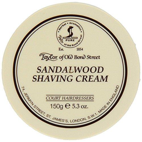 Taylor of Old Bond Street, Sandalwood Schiuma da barba, 150g