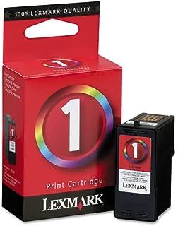 Lexmark #1 OEM Ink Cartridge (18C0781)
