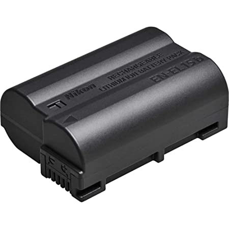Nikon EN-EL15b Li-ionリチャージャブルバッテリー