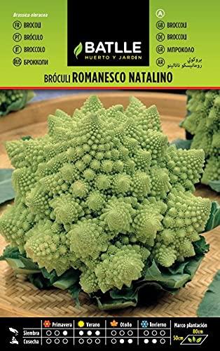 Battle - Semi Ortaggi Broccolo Romanesco Natalino (Semi)