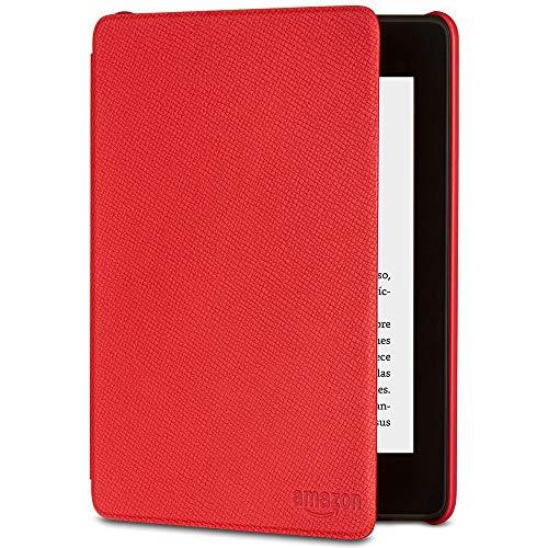 Funda Amazon de cuero para Kindle Paperwhite (10.ª generación - mode