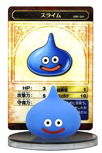 Dragon Quest Monster Museum 001 [Slime] (PVC Figure)