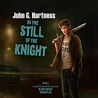 In the Still of the Knight audiobook cover art