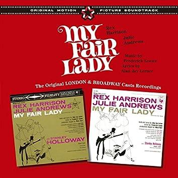 My Fair Lady: Original London & Broadway Casts Recordings (Bonus Track Version)