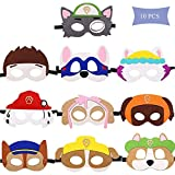 Animaux Masques Enfants, Chien De Patrouille Jouets Chiot Masques De Fête d'anniversaire Cosplay Caractère Party Favors Fournitures pour Enfants Halloween