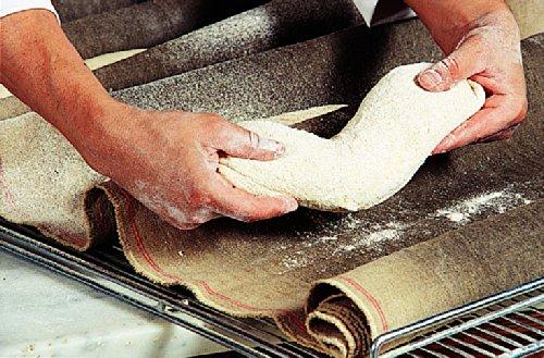 Toile à couche 100% lin écru professionnelle. Rouleau à 650 mm de largeur