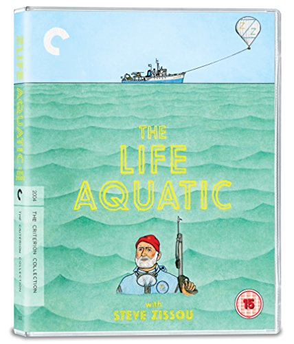 The Life Aquatic with Steve Zissou [The Criterion Collection] [Blu-ray] [2005]