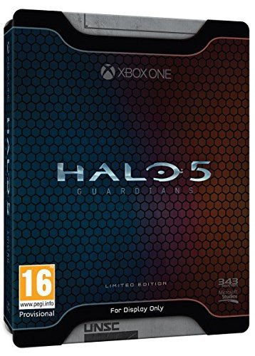 Halo 5: Guardians - Limited Edition [AT-PEGI]
