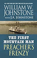 Preacher's Frenzy (Thorndike Large Print Western)