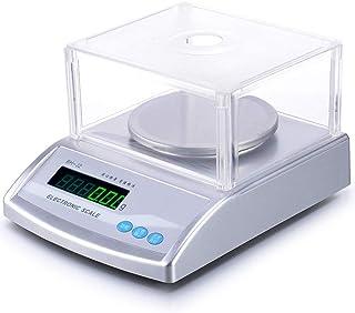 Analytical Balance Lab Scale 0.01g/0.001g, Precision Balance Digital Precision Scale Laboratory Weighing Electronic Balanc...