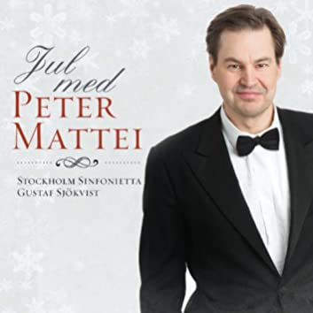 Jul med Peter Mattei