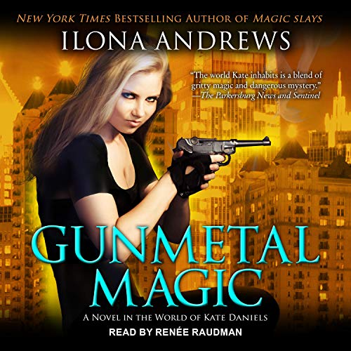Gunmetal Magic cover art