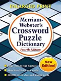 Best Crossword Puzzle Dictionaries - Merriam-Webster's Crossword Puzzle Dictionary, 4th Ed., Enlarged Print Review