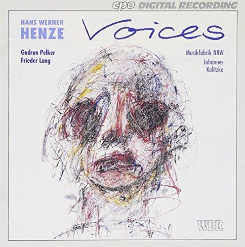 Voices,Liederzyklus
