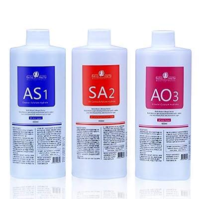 AS1 SA2 AO3 Small Bubble Solution, Skin Care Fa...