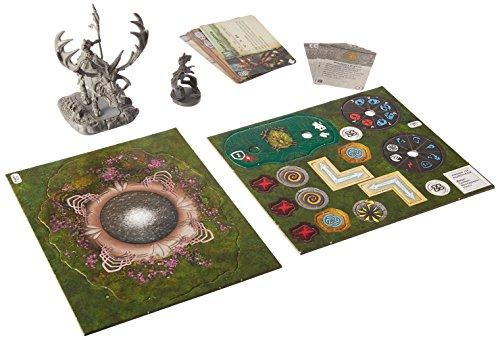 Fantasy Flight Games- Paquete de expansión Maegan Cyndewin: Juego de miniaturas Runewars,...