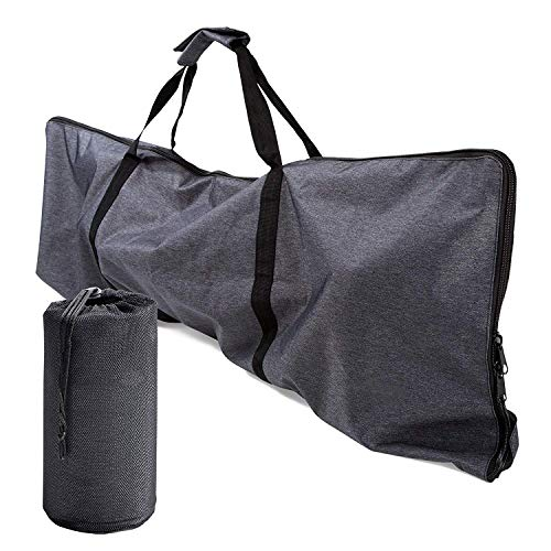 Stroller Travel Bag for The Canon Web Gate Check Check Storage Range pour Child Umbrella Strollers Oxford Grey 55 x 22 Pouces