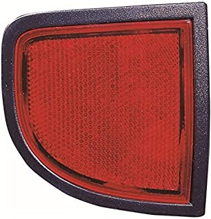 2016/hinten Reflektor rot O//S Treiber rechts MITSUBISHI L200/2006 Gratis Ultimate Styling-Lufterfrischer