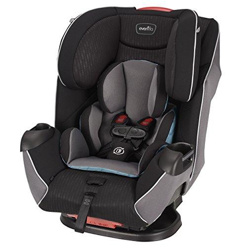 Evenflo Platinum Symphony Elite All-In-One Car Seat