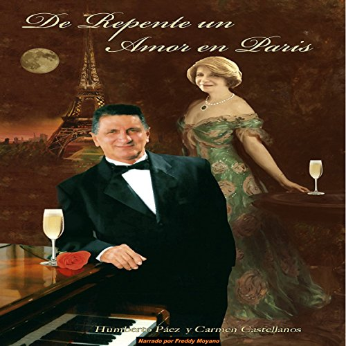 De Repente un Amor en Paris [Sunddenly in Love in Paris] audiobook cover art