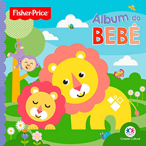 Fisher-Price - Álbum do Bebê