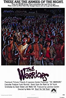 Pop Culture Graphics Warriors (1979) - 11 x 17 - Style A