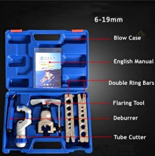 mabelstar wk-806ft cobre tubo de herramientas de corte kit de abocardador, tubo para