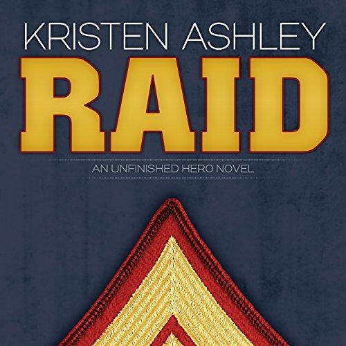 Raid audiobook cover art