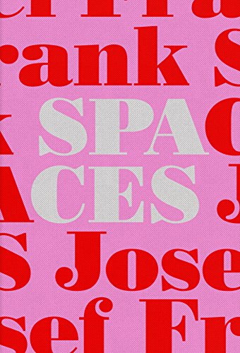 Josef Frank – Spaces: Case Studies of Six Single-Family Houses