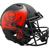 Riddell Tampa Bay Buccaneers 2020 Black Speed Replica Full Size Football Helmet