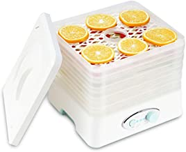 Fruit Dryer, Small Liftable Timed Temperature Control Energy Saving Fruit Dryer, 250W
