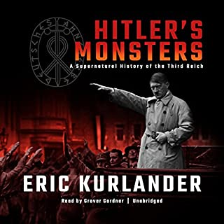 Hitler's Monsters cover art