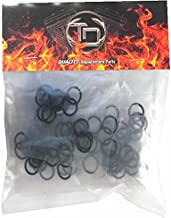 TORK Brand #11105 (100 PACK) Harley Davidson, Buell Drain Plug O-Rings Replacements