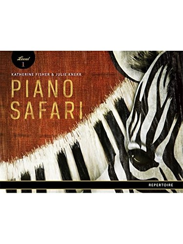 Piano Safari Repertoire Book 1
