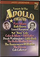 Variety at the Apollo Theatre [DVD]