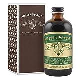 Nielsen-Massey Organic Fairtrade Madagascar Bourbon Pure Vanilla Extract, with Gift Box, 8 ounces