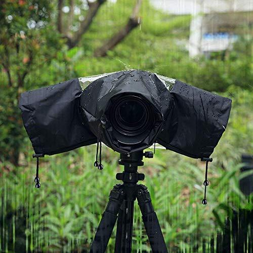 Funda Impermeable para cámara, protección contra el Polvo y la ...