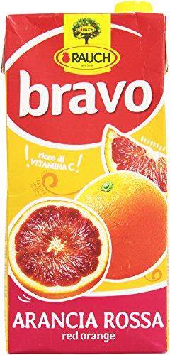 Bravo Rauch Succo di Arancia Rossa - 2 L