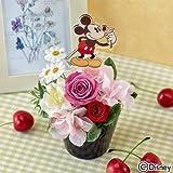 ディズニープリザーブド&アーティフィシャルアレンジメント「アローム ミッキー」 日比谷花壇