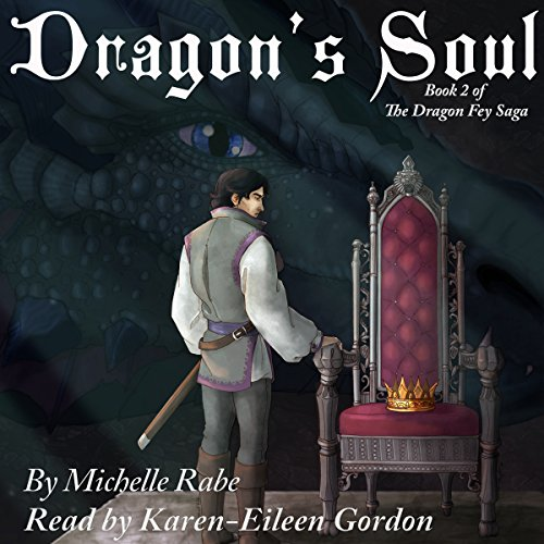 Dragon's Soul audiobook cover art