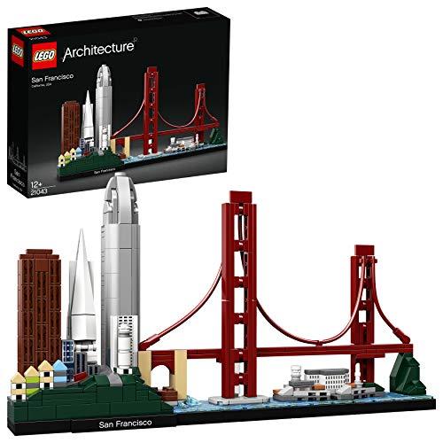 LEGO Architecture San Francisco Jeu de construction, 12 Ans et Plus,...