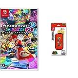マリオカート8 デラックス - Switch 【任天堂ライセンス商品】Nintendo Switch Lite専用スマートポーチEVAスーパーマリオ