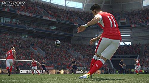 Pro Evolution Soccer (PES) 2017 - PlayStation 4